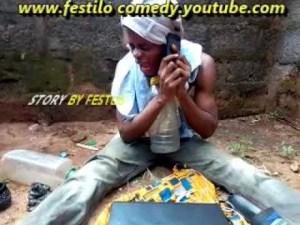 Video: Festilo comedy - Mad criminal
